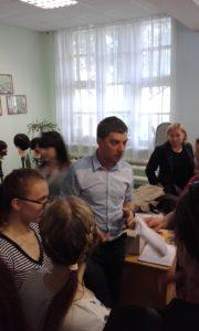Мастер класс от Евгения Уварова