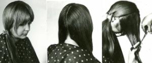 Стрижка – «рапсодия» на средние волосы. Фото