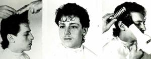 Технология мужской стрижки, Стрижка волос, Стрижка Парус, Организация, Удлиненная стрижка для мужчин