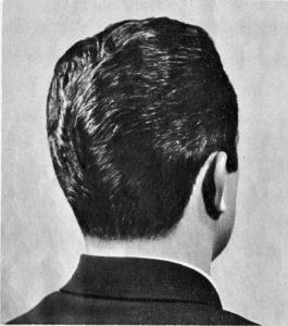 Модельная стрижка мужская. Пластическая стрижка