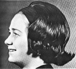 Женские прически 70 х годов